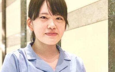 File.2:林田小夏 さん(京都大学 理学部 3年)