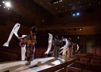 舞台上リハーサル 日本橋公会堂