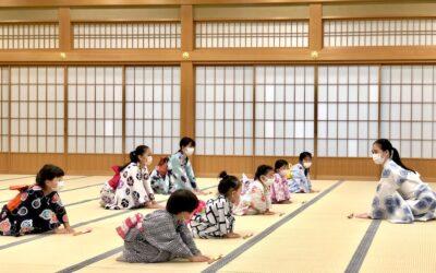 パレスホテル東京 お子様向け日本舞踊体験付き宿泊プランが公開されました。